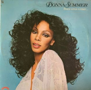 Donna Summer - Once Upon A Time... (LP) (G-/G)